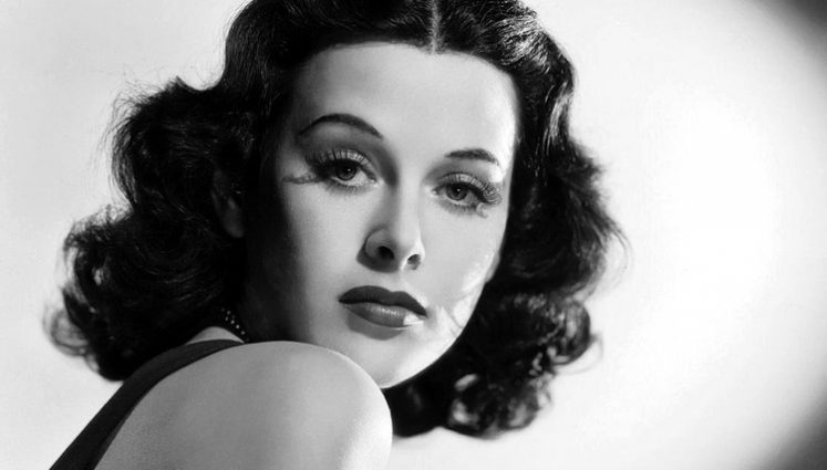 Hedy Lamar- Mother of WiFi